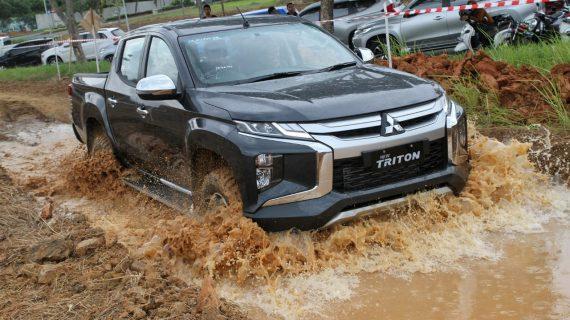 Mesin Diesel Tahan Banjir