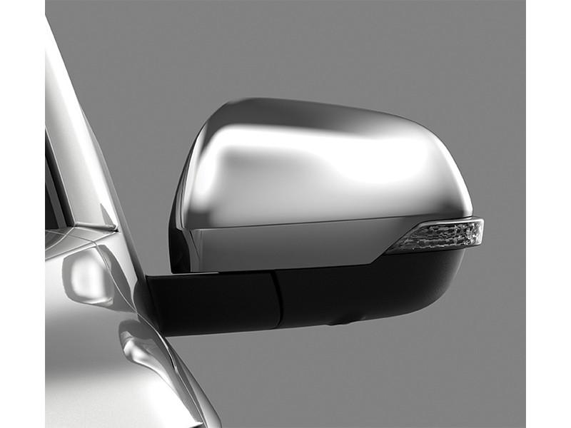 Chrome Power Door Mirrors